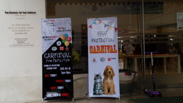 Paws Protection Carnival