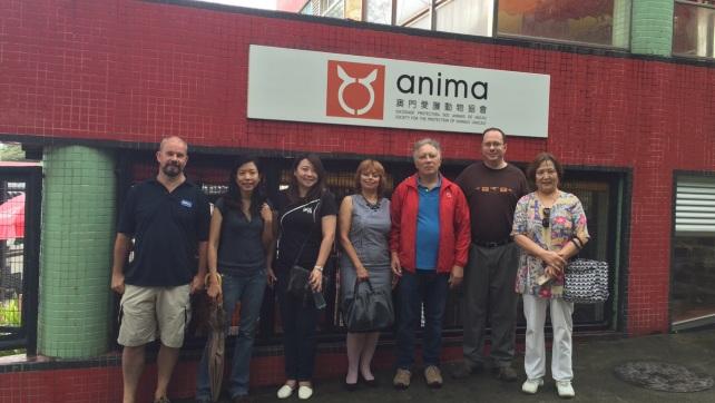 IRG-Anima visit