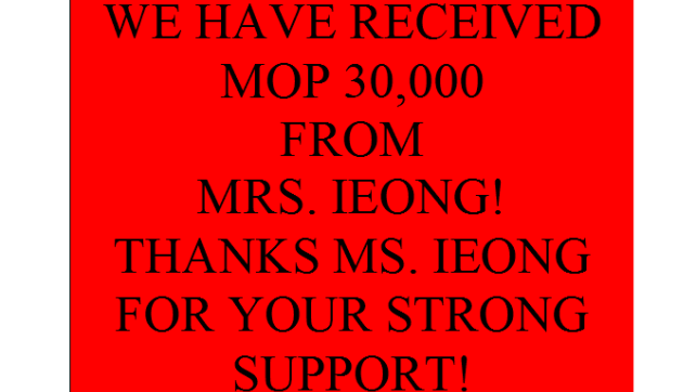 donation MRS IEONG-24-03-2016