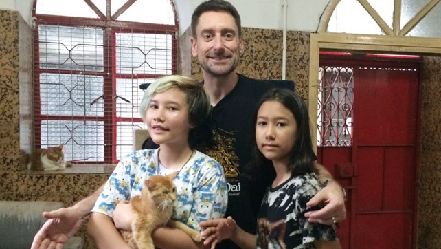 C1336-Monie with foster family
